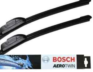 Fits Vauxhall Vectra B//MK1 Estate Bosch Superplus Front /& Rear Wiper Blades