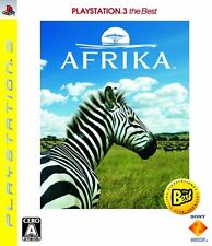 USED Afrika (PlayStation3 the Best) Japan Import PS3