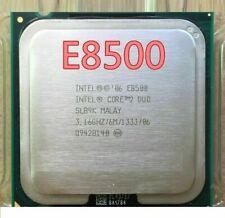 Intel Core 2 Duo E8500 3.16GHz Dual-Core LGA775 Processor CPU L