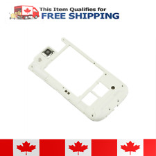 Samsung Galaxy S3 T999 White MidFrame Plate Bezel Chassis