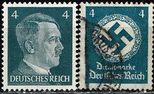 Germany WW2 Third Reich Simbol Hitler Swastika stamps 1942 MLH/U