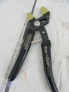 "Vintage Craftsman Professional Robo Grip Adjusting Pliers 7"" Long #45016"