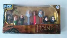 More details for pez the hobbit  limited edition collector's series 002779/200'000  8 characters