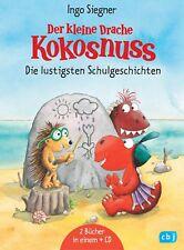 Der kleine Drache Kokosnuss - Die lustigsten Schulgeschichten - Set