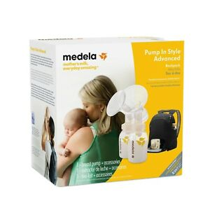 NEW SEALED - Medela Pump In Style Advanced Breast Pump with Backpack