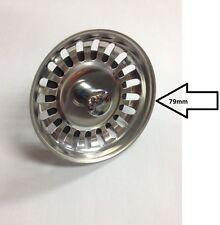 Mcalpine Replacement Kitchen Sink Strainer Waste plugs