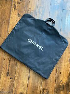 Authentic Chanel Travel Garment Bag: 38.75 x 23