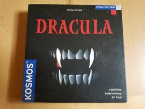 Kosmos Spiele - Dracula, nächtliche Entscheidung für Zwei
