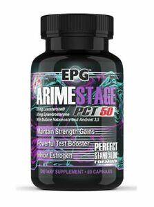 EPG Arimestage PCT-50 (60 Caps)