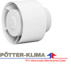 Helios Rohreinschubventilator, Typ: REW 150/2, 330m³/h, für Rohre NW150
