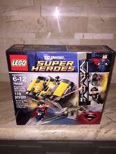 LEGO SUPER HEROES SET 76002 SUPERMAN METROPOLIS SHOWDOWN