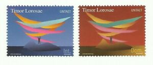 East Timor 2000 - UNTAET set MNH