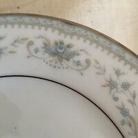 2 Colburn by Noritake VINTAGE fine china Bread & Butter plates pattern # 6107 .