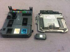 CITROEN C3 1.4 HDI VTR + 2012 puerta 5 Kit Set Bosch 0281019820 9805947580 ecus