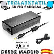 CARGADOR PARA Lenovo IdeaPad 110-15ISK (80UD0019TX) 20V 2,25A PUNTA 4,0 1,7 mm