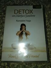 Kundalini Detox Yoga with Mariya Gancheva DVD, Reach Your True Potential