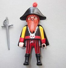33002 Pirata barba larga playmobil,pirate,pirat,capitán,captain