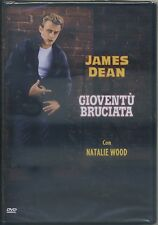 GIOVENTU' BRUCIATA - (1955)  DVD NUOVO