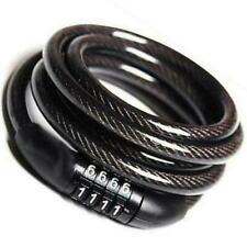 Cycling Security 4-Digit Combination Password Bike Bicycle Lock Cable SALE R9A