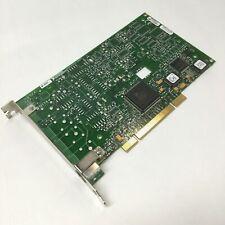 National Instruments Ni 4021 Scxi Switch Controller Pci Card Daq 9-pin Mini Din