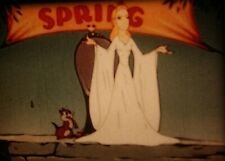 16mm - FESTIVAL OF SPRING -  1948 Live Action & Animation - B/W & Color!