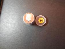 1984 Proof half dollar roll (20 coins ) (c1) (cs)