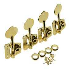 Wilkinson Gold Bass Tuners Tuning Keys Pegs for 70s Vintage Jazz Bass P Bass