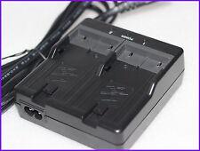 Genuine Trimble Dual Charger for Trimble 5700 5800 TSC1 R6 R7 R8 GPS Batteries