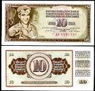 YUGOSLAVIA - 10 Dinara 1978 FDS UNC