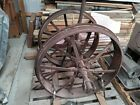 Farmall McCormick Deering IH Mogul Titan Wheels