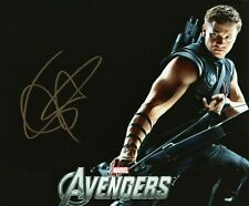 Jeremy Renner Autographed Signed 8x10 Photo ( Avengers ) REPRINT