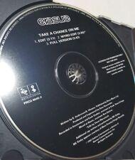 Erasure TAKE A CHANCE ON ME USA Mute 3-trk Promo CD EX PRCD-8645-2 Rare OOP
