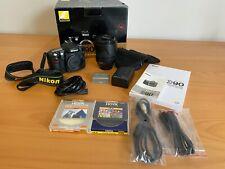 Nikon D D90 12.3MP Digital SLR Camera - Black (Kit w/ VR 18-105 mm Lens)