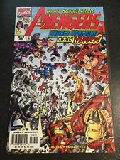 Avengers#9 Incredible Condition 9.4(1998) Moses Magnum, Perez Art!!