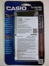 Casio FX 991ms Plus Calculator 2 Line Display New Open Box
