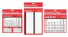 2021 Calendar, Wall Hanging Calendars, Tallon, For Home or Office,