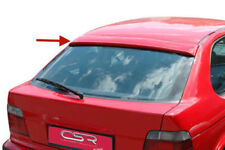 REAR GLASS SPOILER FOR BMW E36 COMPACT 93-00 SERIES 3 HSB044 NEW BODY KIT