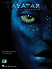 Avatar Sheet Music from Movie Soundtrack Easy Piano SongBook New 000313493