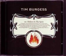 TIM BURGESS CHARLATANS  Spirit  3 TRACK DUTCH CD-s