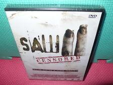 SAW II - SAW 2  - PRECINTADA - GORE - dvd