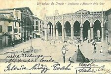 CARTOLINA d'Epoca: BOLOGNA - IMOLA 1903