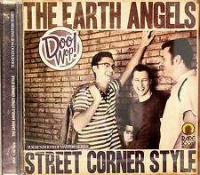 THE EARTH ANGELS 'Street Corner Style' - 17 Doowop Cuts