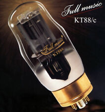 Fullmusic KT88/C Vacuum Tubes Matched Quad(4) Brand New