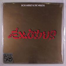 BOB MARLEY & WAILERS: Exodus LP Sealed (Germany, reissue) Reggae