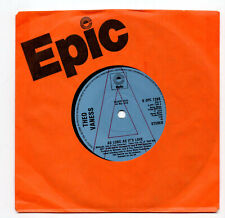 (U137) Theo Vaness, As Long As It's Love - 1979 promo - 7 inch vinyl A1/B1