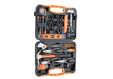 Craftright 75 Piece Carry Case Tool Kit