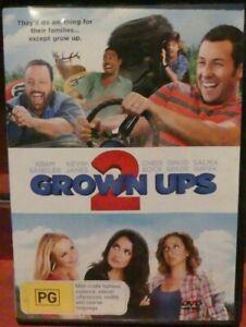 Grown Ups 2 DVD - Ex-Rental