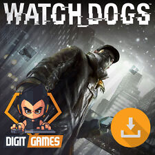 Watch Dogs - Uplay / PC Game - Watch_Dogs
