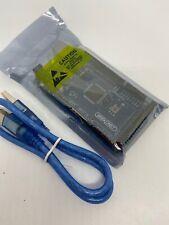 Geekcreit® MEGA 2560 R3 ATmega2560-16AU MEGA2560 Development Board With USB Cabl