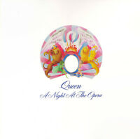Queen - A Night At The Opera - Remastered 180 Gram Vinyl LP *NEW& SEALED*
